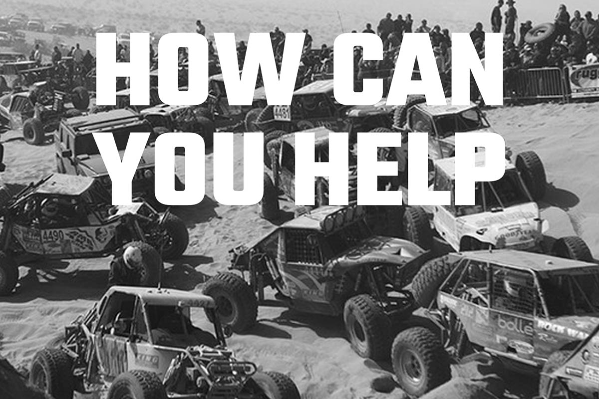 How can you help